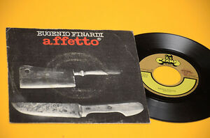 EUGENIO-FINARDI-7-034-45-AFFETTO-1-ST-ORIG-ITALY-PROG-1977-EX-TOP-COLLECTORS