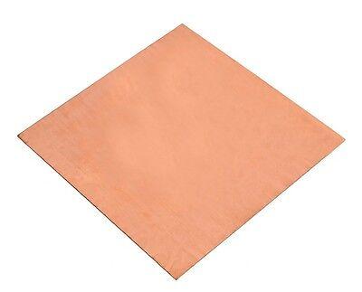 Pure Copper Cu Metal Safe Using Sheet Plate Electrical Equipment Supplies