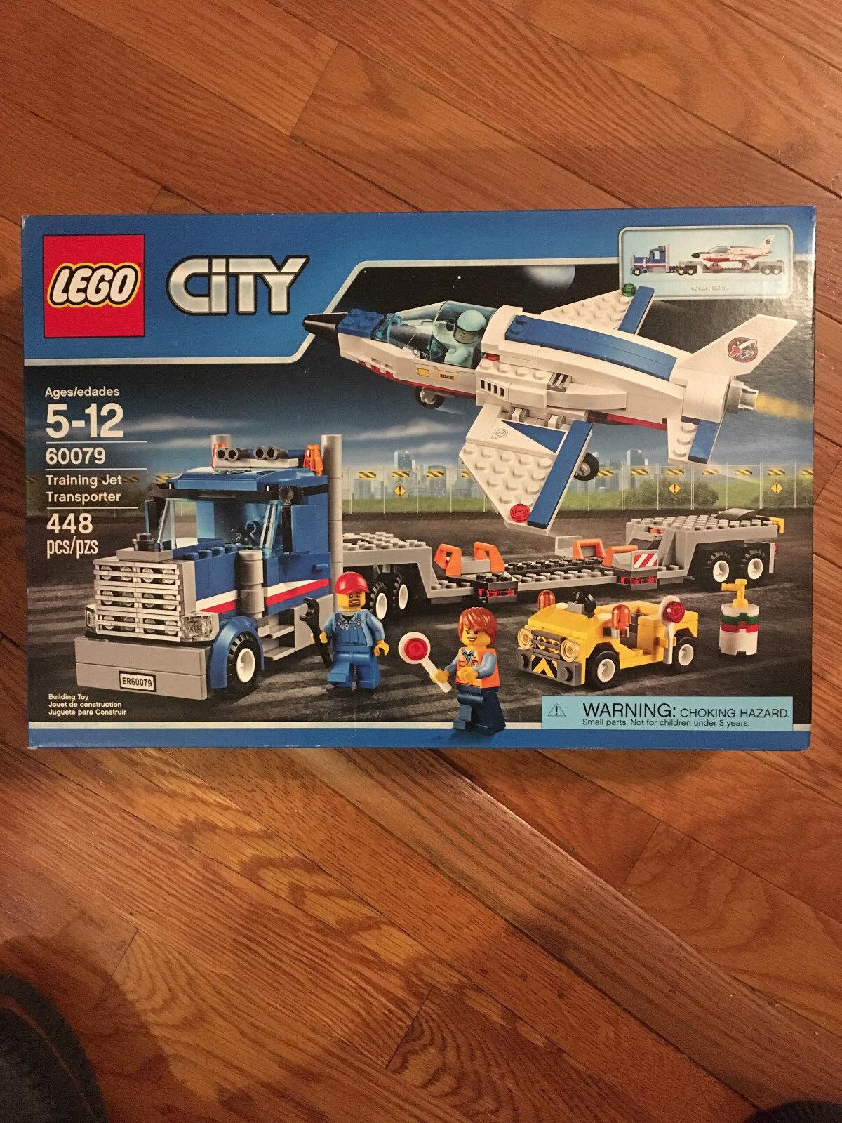 LEGO TRAINING JET TRANSPORTER, 60067, MIB   673419207638