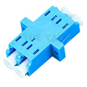 Low-Price-High-Quality-Fiber-Optic-Single-Mode-LC-Duplex-Optical-Fiber-Adapter