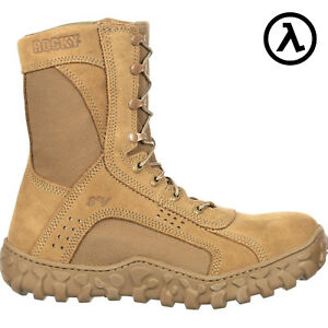 ROCKY-S2V-STEEL-TOE-8-034-USA-MADE-MILITARY-BOOTS-RKC053-ALL-SIZES-NEW