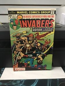 Invaders-2-14-16-Lot-Of-3-Vg-Plus-To-Vf-NICE-GROUP