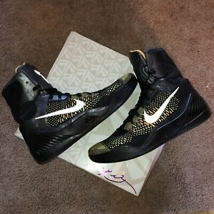 newest 19c9d 44cf8 Details about NIKE KOBE 1 2 3 4 5 6 7 8 9 10 11 High Elite Inspiration  Basketball Shoes 11.5