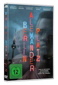 Berlin Alexanderplatz (2020)[DVD/NEU/OVP] Remake von Döblins Romanklassiker
