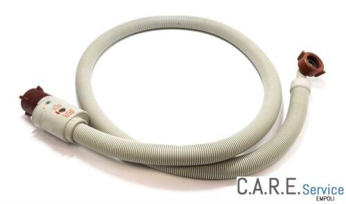 "Tubo Carico Acquastop Lavatrice 1,5m 3//4/"" Candy Hoover Rex Zanussi Whirlpool"