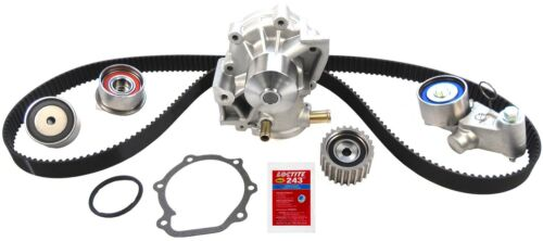 Engine Timing Belt Kit With Water Pump Gates for Subaru Forester H4 2.5L 02-05