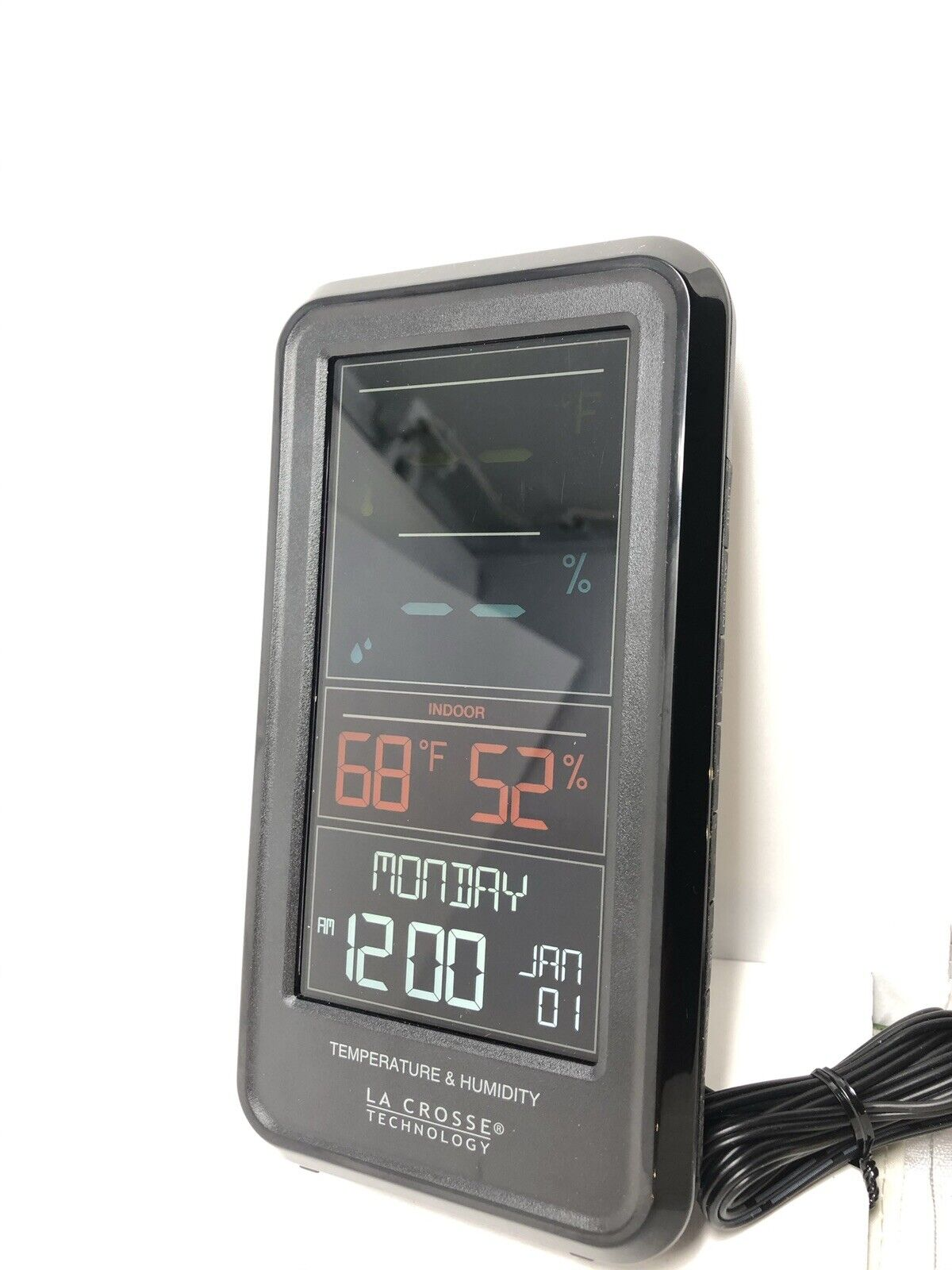 Professional house S82967 La Crosse Technology Personal Color Weather Station with TX141TH-BV2 Nib