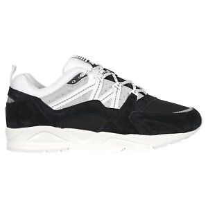 Karhu - Sneakers basse nere camoscio per uomo