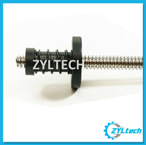 8mm T8x2 Lead Screw Trapezoidal ACME w// Delrin Anti-Backlash Nut kit 200mm