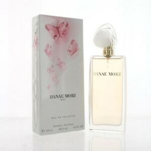 Hanae Mori Butterfly 3.4 Oz EDT Spray Womens Perfume 100ml | eBay