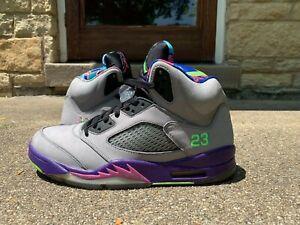 best website c38db 436cd Details about Size 9.5 Air Jordan Retro 5