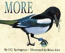 More - Acceptable - Springman, I. C. - Hardcover