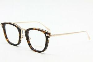 BRAND-NEW-TOM-FORD-TF-5496-052-HAVANA-EYEGLASSES-AUTHENTIC-FRAME-RX-TF5496-47-23