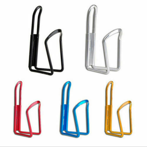 1x Mountain Bike Cycling Alloy Kettle Rack Cup Water Bottle Cage Holder Nice