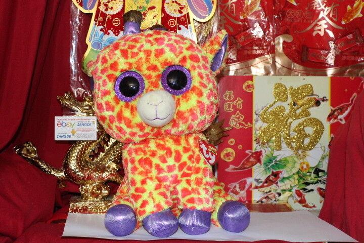 Ty mütze boos jumbo darci giraffe. 16  gerechtigkeit exclusive.2014.mwnmt.nice geschenk.