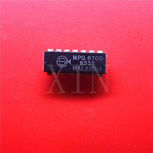 5PCS-MPQ6700-PDIP-14-Quad-transistores
