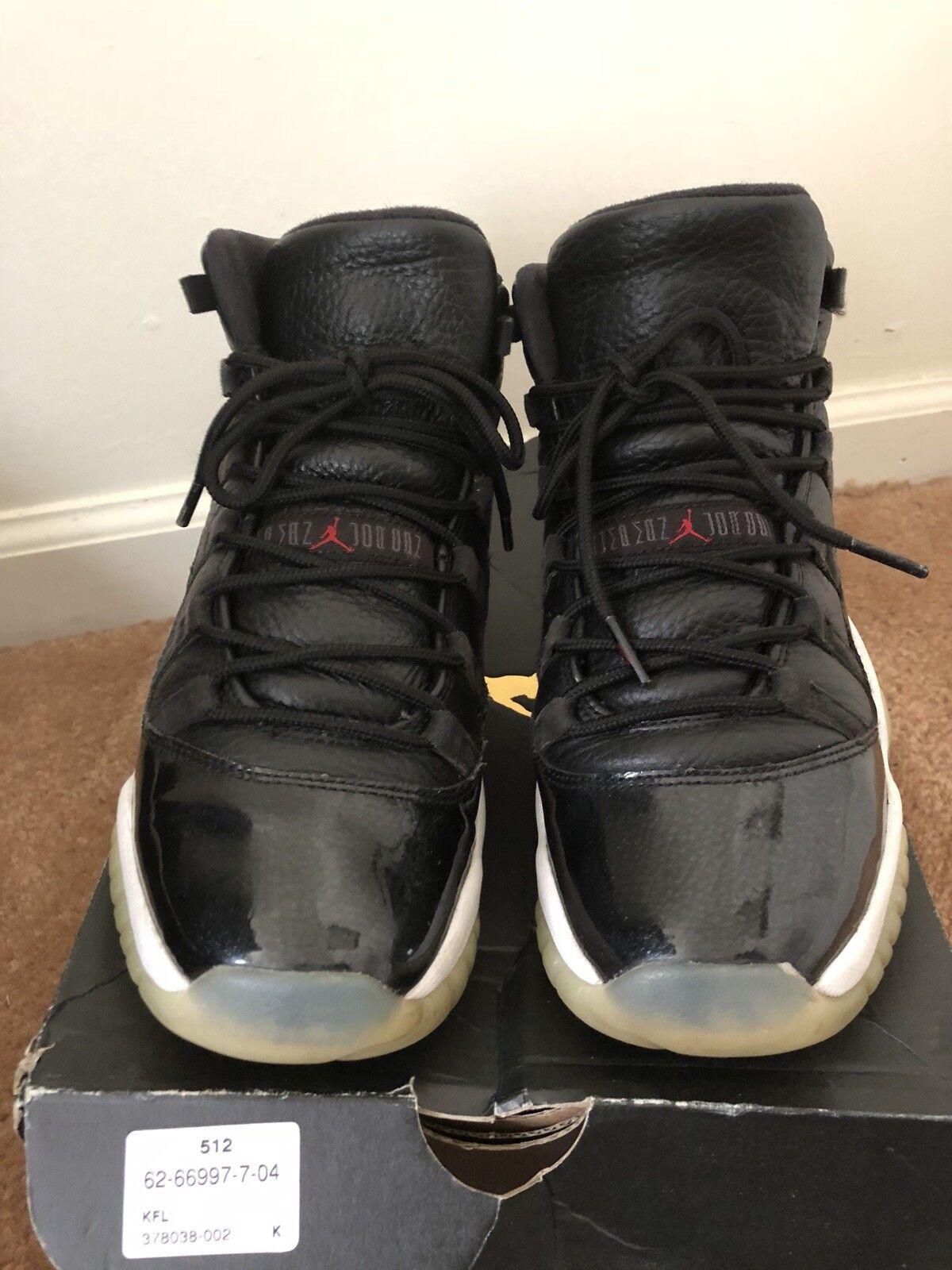 Air Jordan 11 72-10 Size 6.5