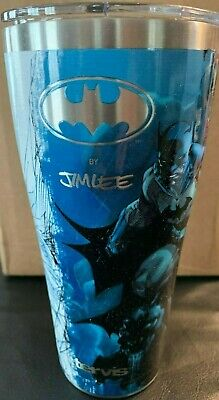 30oz Tervis DC Comics Batman Lineage Stainless Steel Insulated Tumbler w Lid