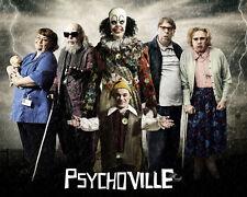 Psychoville [Cast] (44442) 8x10 Photo