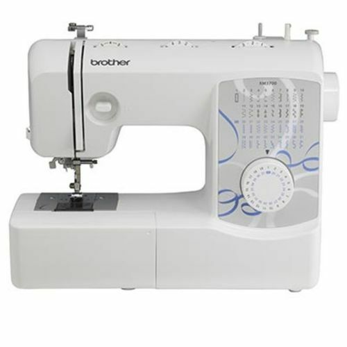 Brother XM40 Lightweight Full Size Sewing Machine 40 Year Stunning Brother Jx2517 Sewing Machine Parts
