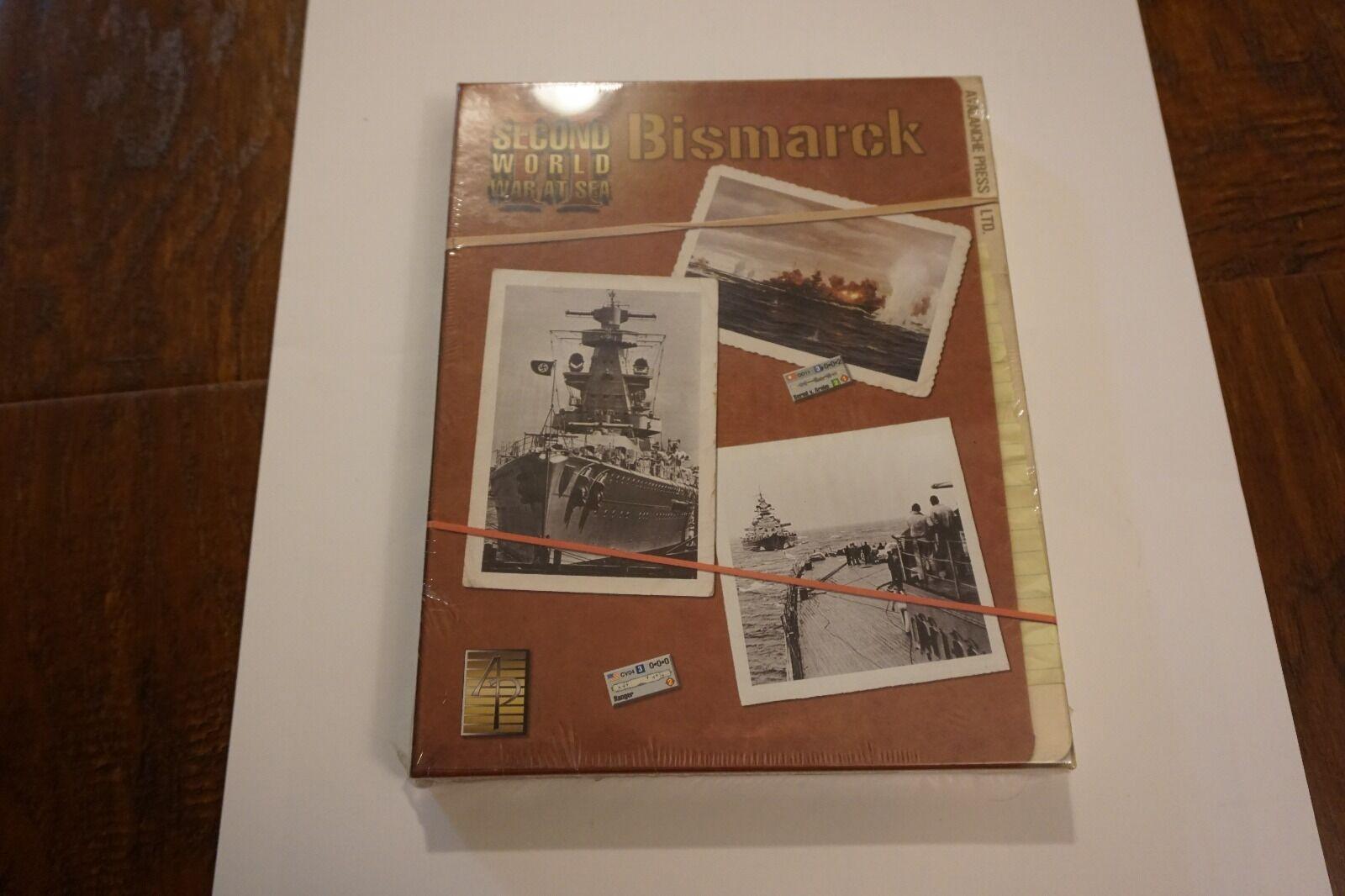 [última] Bismarck comercio incursiones en el Atlántico norte por la prensa de avalancha