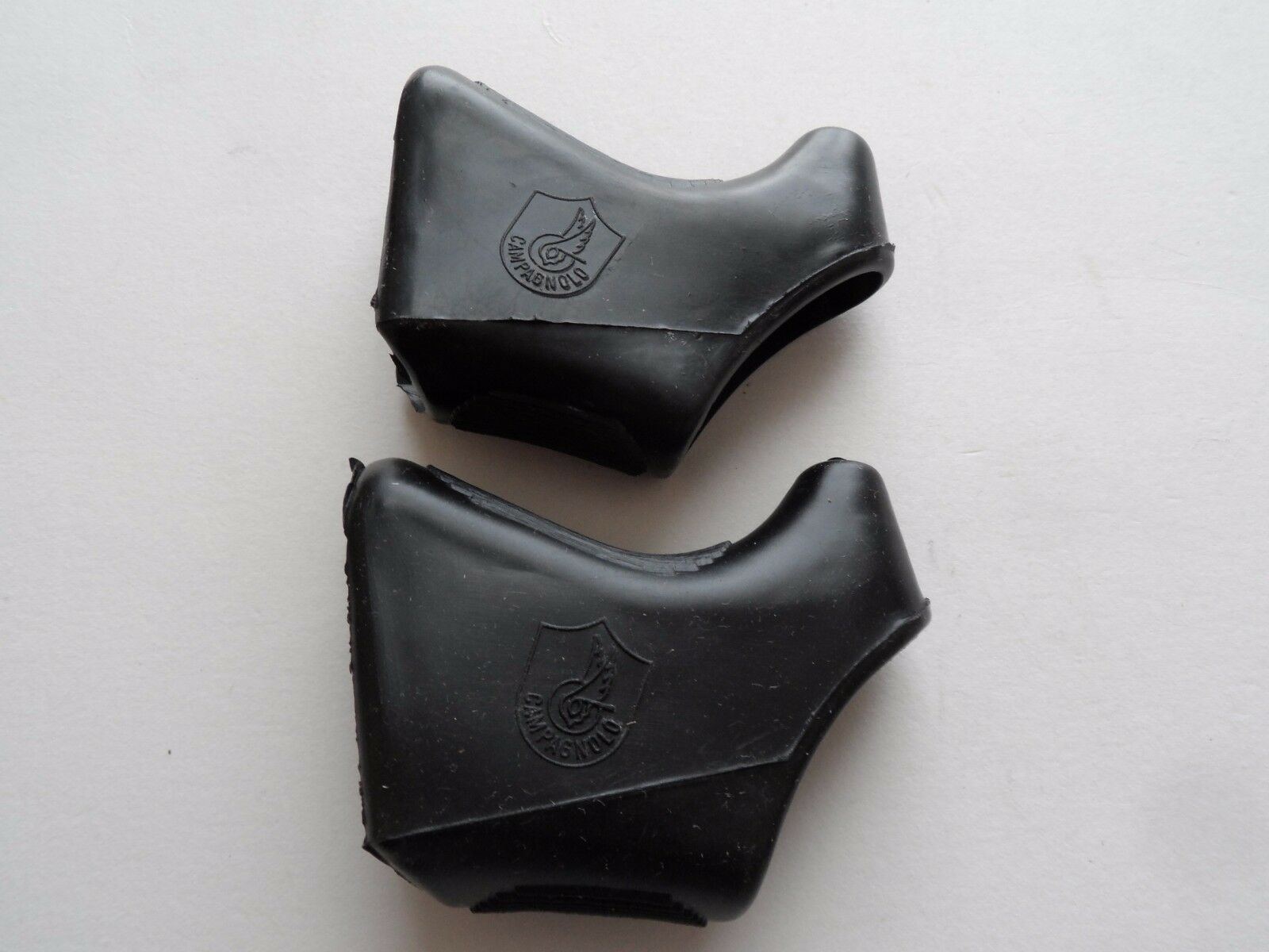 NOS Vintage 1980s  Campagnolo C Record Delta 1st Generation brake lever hoods  free shipping