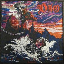DIO AUFNÄHER / PATCH # 10 HOLY DIVER