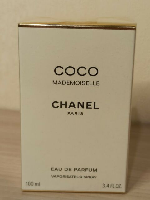 CHANEL COCO Mademoiselle Eau De Parfum Spray 3.4 oz, NEW, for Woman