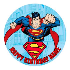 Cupcake Toppers Cake Ebay Superman