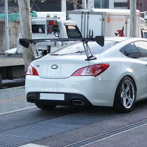 Elegant Image Is Loading RSW Rear GT Wing Spoiler For Hyundai Genesis