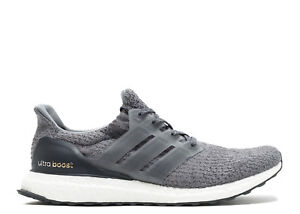 NEW Adidas Ultra Boost BA8849 Men s Running Shoes - Solid Grey  725866cfc