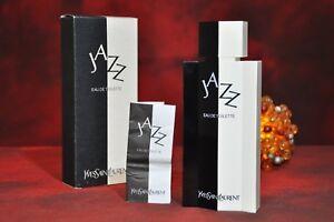 Yves Saint Laurent JAZZ EDT 125 ml SPLASH, VINTAGE, MOLTO