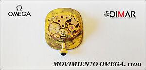 Movement OMEGA.1100 - REF.40124269, Diameter Esfera. 20.5X17.5mm