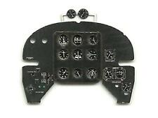 YAKOVLEV YAK-3 PHOTO-ETCHED, COLORED, 3D INSTRUMENT PANEL (to SH) #3218 YAHU