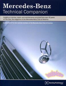 MERCEDES TECHNICAL COMPANION SERVICE REPAIR MAINTENANCE SHOP MANUAL BOOK