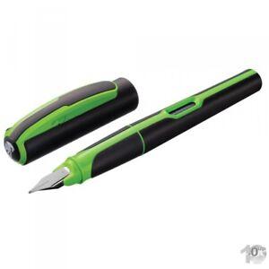 Pelikan-Fuellhalter-style-Neon-Federbreite-M-gruen
