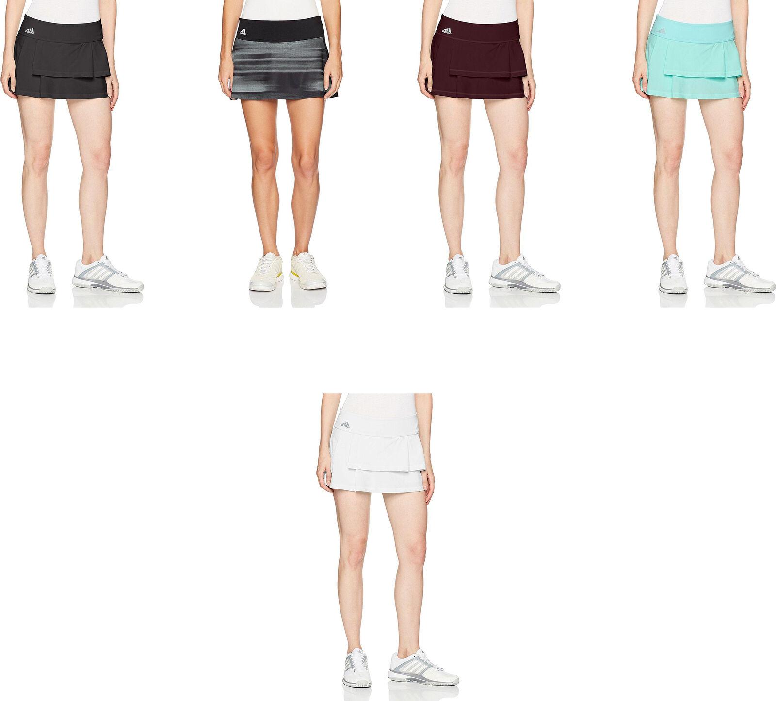 c50ab67964 adidas Women's Tennis Advantage Skirt, 5 Colors | eBay