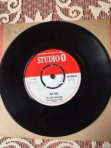 "The Soul Brothers-Hot Rod/The Gaylads-Africa 7"" Vinyl Original Studio 1 1967 Ska"