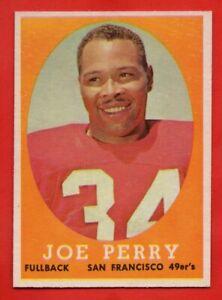 1958-Topps-93-Joe-Perry-NEAR-MINT-MINT-San-Francisco-49ers-FREE-SHIPPING