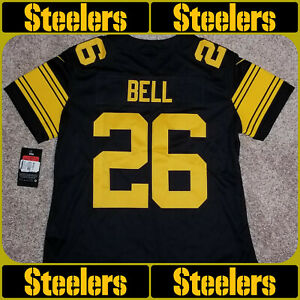 Le'Veon Bell Steelers Womens Limited Nike Jersey~TRUSTED EBAY SELLER SINCE 1999!
