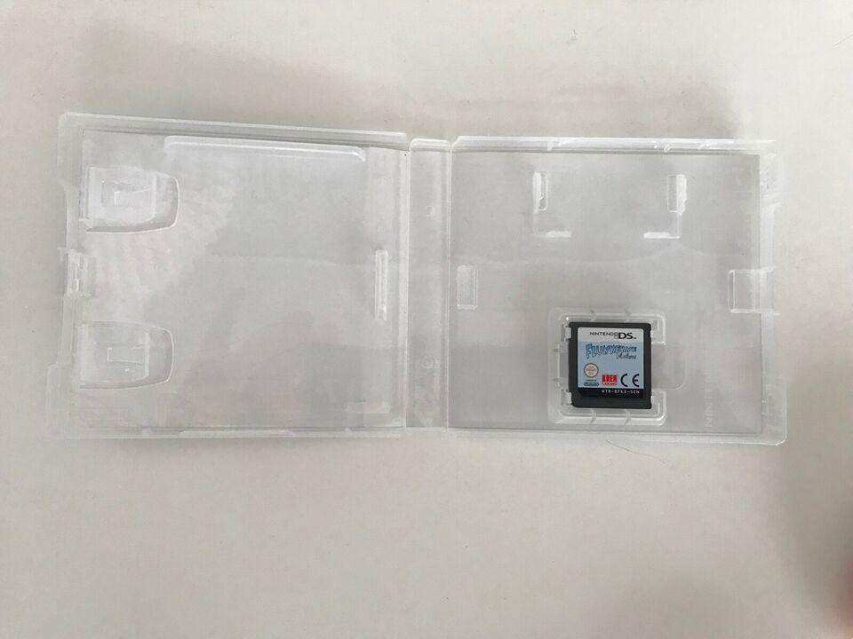 Flunkerne Superskurke, Nintendo DS, puzzle