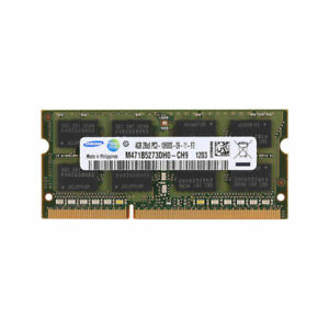 4GB-PC3-10600S-DDR3-SDRAM-1333MHz-204Pin-CL9-sodimm-notebook-memoria-per-Samsung-RL