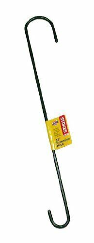 Stokes Select 18 Metal Extension Bird Feeder Hanger Hook