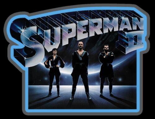 80/'s Classic Superman II Zod /& Crew custom tee Any Size Any Color