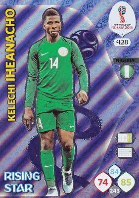 Panini Adrenalyn XL World Cup 2014-264-John Obi Mikel-Star Player