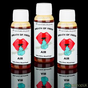 Breath Of Fresh Air Saliva Detox Mouth Wash | 30ml