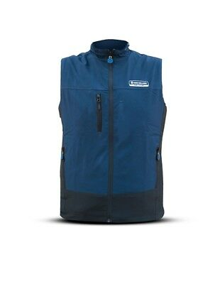 New Holland Branded Bodywarmer Set With Hat /& Gloves