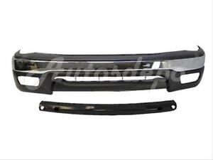 TACOMA 01-04 FRONT BUMPER FILLER Black Paint to Match