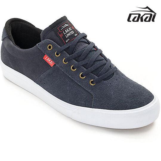 Scarpe casual da uomo  Lakai x Chocolate Collab Flaco Skate Shoes Sneaker Stevie Perez Pro Model10 NWB