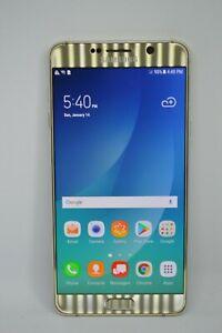 Samsung-Galaxy-Note-5-SM-N920V-32GB-GOLD-GSM-VERIZON-UNLOCKED-AT-amp-T-TMOBILE-METRO
